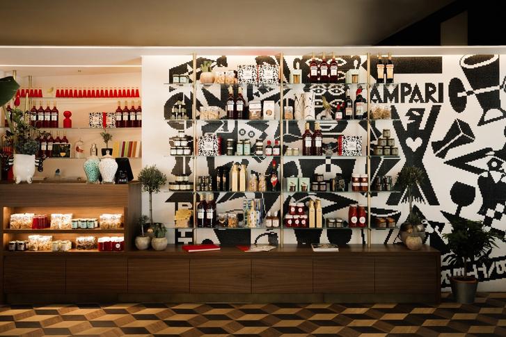 Dolce vita: Cambari Bar по дизайну Маттео Туна в Вене (фото 3)