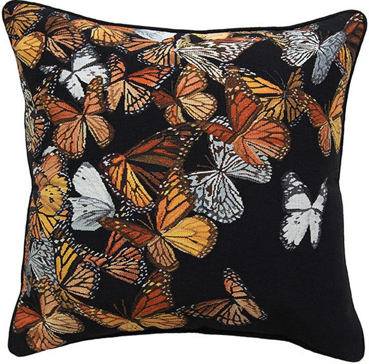 Эффект бабочки. Энтомологические мотивы в интерьере фото [14]