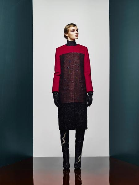 Хозяйка Медной горы: новая pre-fall коллекция A LA RUSSE Anastasia Romantsova | галерея [1] фото [2]