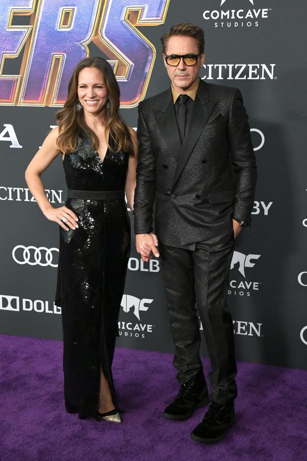 Весь Голливуд в сборе: 25 звездных образов на мировой премьере «Мстителей» (фото 14)