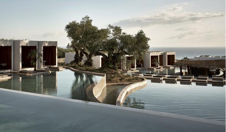 ТОП-10 дизайнерских отелей на островах (фото 31)