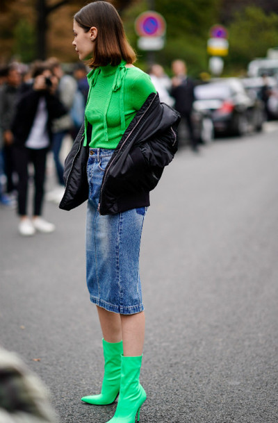 How to dress in the rain: | gallery [4] photos [1]