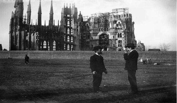 Собор Sagrada Família: 10 фактов о самом одиозном долгострое мира (фото 6)
