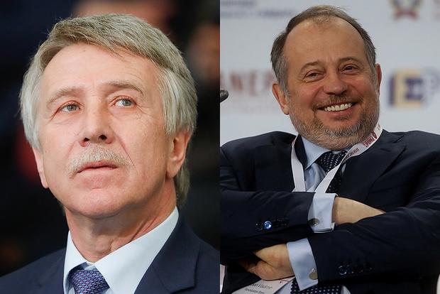 Леонид Михельсон, Владимир Лисин