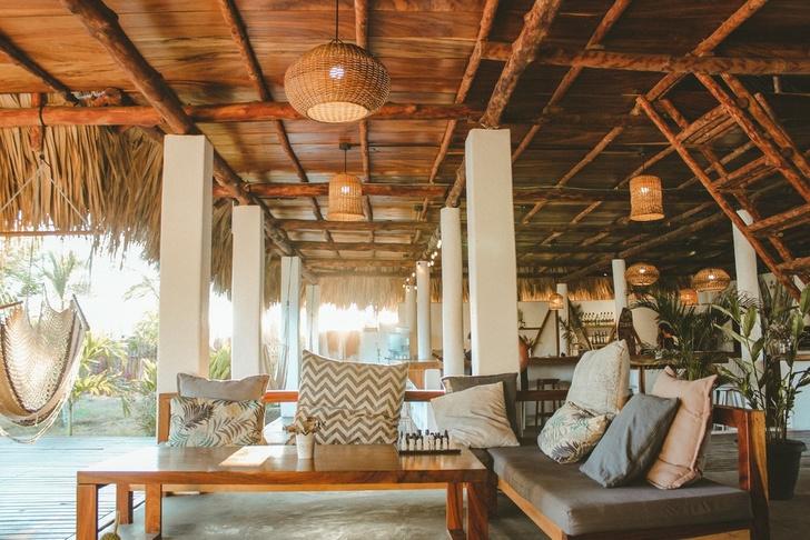 Серфинг-отель Swell в Гватемале (фото 10)