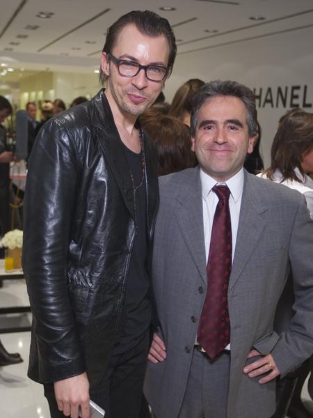 Ведущий визажист Chanel в России и странах СНГ Андрей Шилков