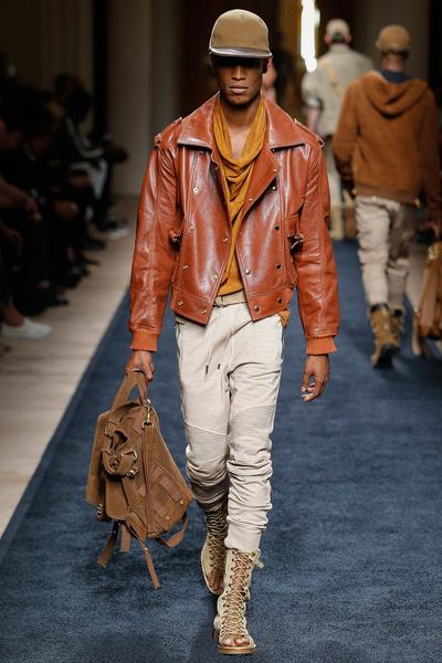 Неделя мужской моды в Париже: лучшие показы | галерея [7] фото [18]