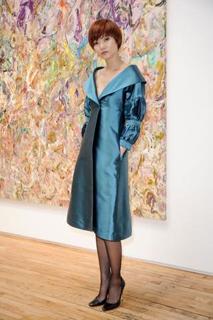 Показ Barbara Tfank коллекции сезона Осень-зима 2011-2012 года Prêt-à-porter - www.elle.ru - Подиум - фото 229730