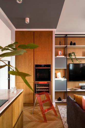 Современная квартира 75 м² для молодой девушки (фото 5.2)