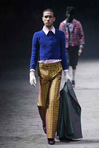 Показ Gucci стал манифестом против токсичной маскулинности (фото 11.1)