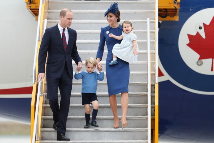 Дети Кейт Миддлтон обогнали ее в рейтинге самых стильных монархов фото [1]