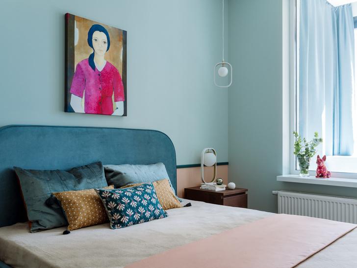 Эклектичная квартира 38 м² в Москве (фото 9)