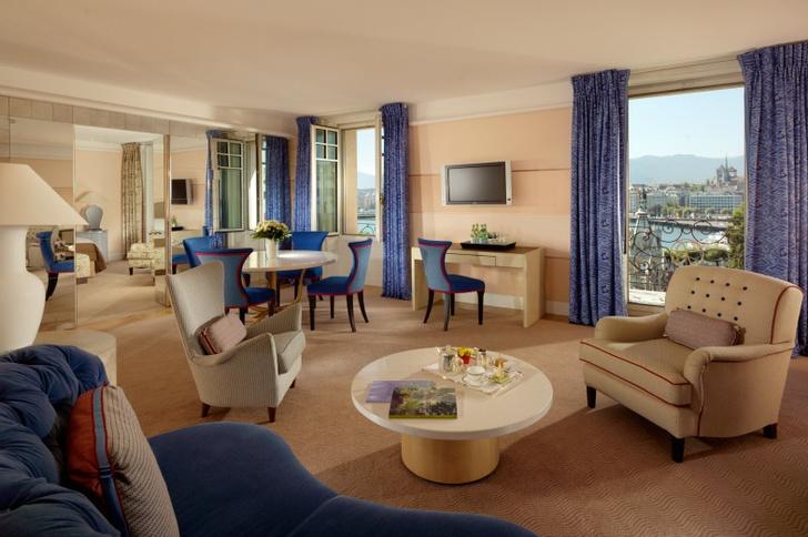 Чистый стиль: отель, который ценили Шагал и Уорхол
