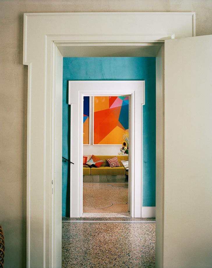 Отель Le Cloître в Провансе: проект Индии Мадави (фото 5)