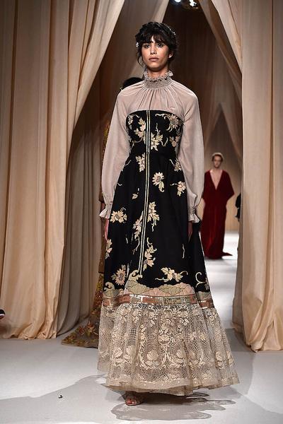 Показ Valentino Haute Couture   галерея [1] фото [31]