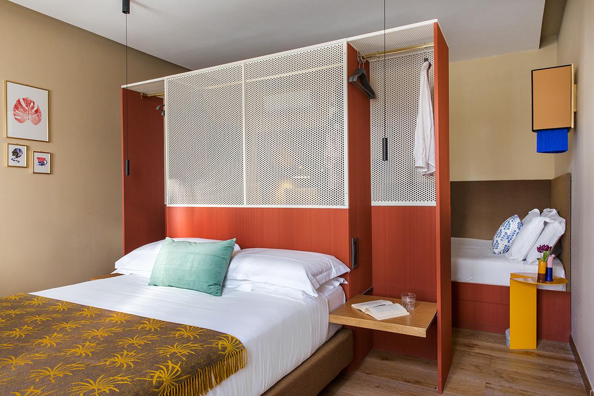 Комната в Риме: уютный бутик-отель в духе кондоминиума (галерея 15, фото 3)