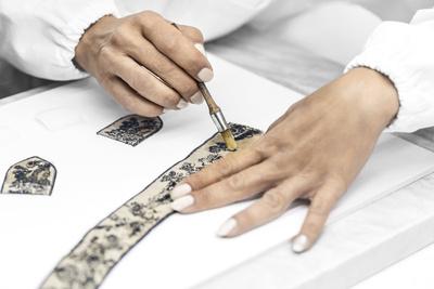 История одной сумки: как создается Dior Book Tote (галерея 2, фото 0)