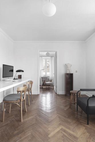 Две комнаты: домашний офис 22 м² в Минске (фото 7.1)