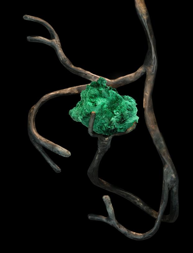 Orpheus Malachite : новые фантазийные светильники (фото 1)