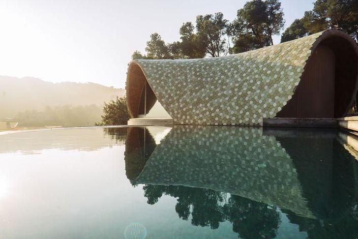 Экспериментальный дом Stgilat Auguablava в Каталонии (фото 0)