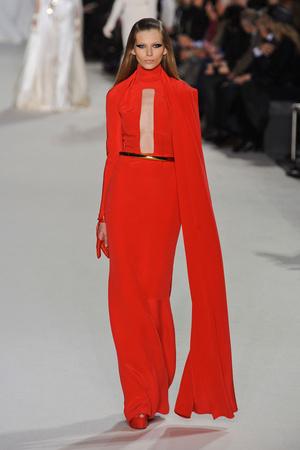 Показ Stephane Rolland коллекции сезона Весна-лето 2012 года Haute couture - www.elle.ru - Подиум - фото 331766