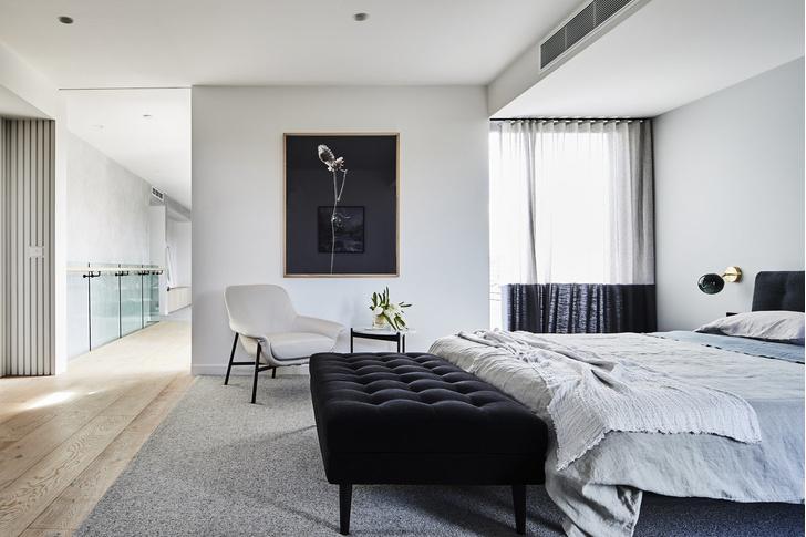 Дом в Мельбурне с пастельными акцентами (фото 9)