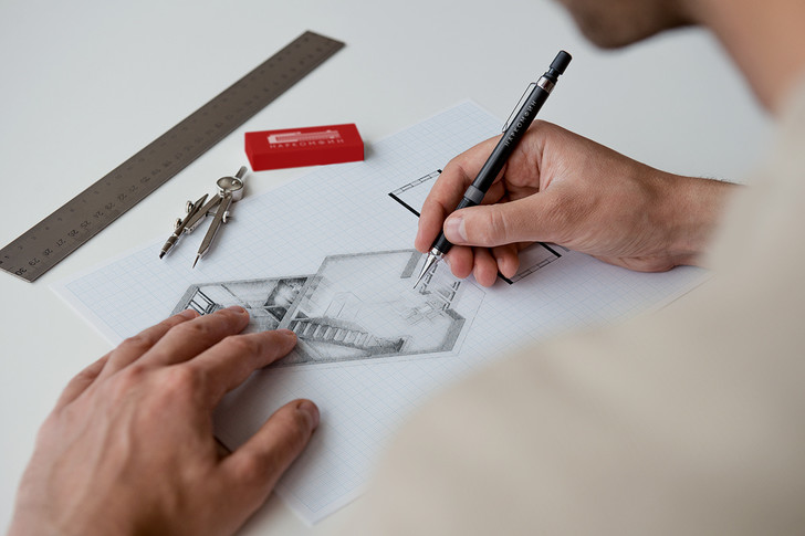 Конкурс на разработку дизайн-проекта для «Дома Наркомфина» (фото 10)
