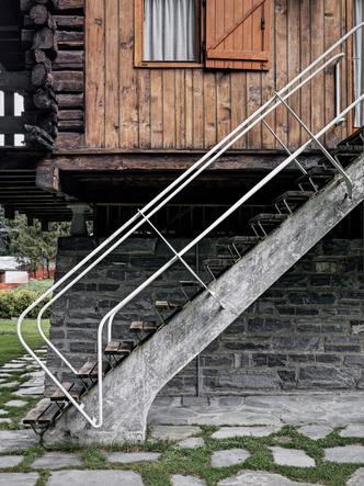 Дом-легенда: альпийская хижина по проекту Карло Моллино (фото 13.1)