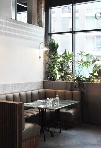 Лондонский ресторан в скандинавском стиле (фото 8.1)