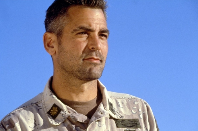 «Три короля» (Three Kings), 1999 Джордж Клуни