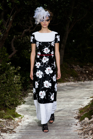Показ  коллекции сезона Весна-лето 2013 года Haute couture - www.elle.ru - Подиум - фото 478960