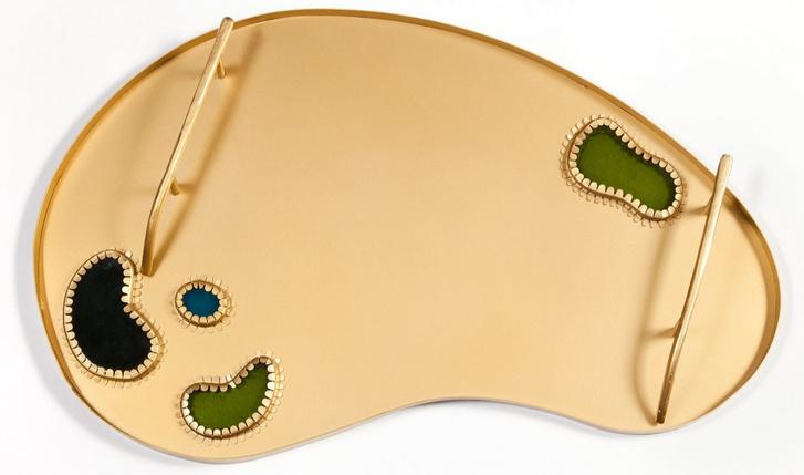 Misha Kahn creates Bellyflop barware and pool accessories for Miami Beach Edition (фото 0)
