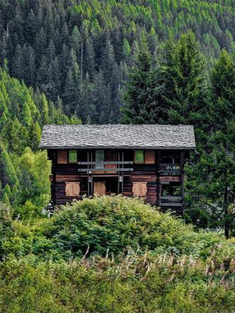 Дом-легенда: альпийская хижина по проекту Карло Моллино (фото 4.1)