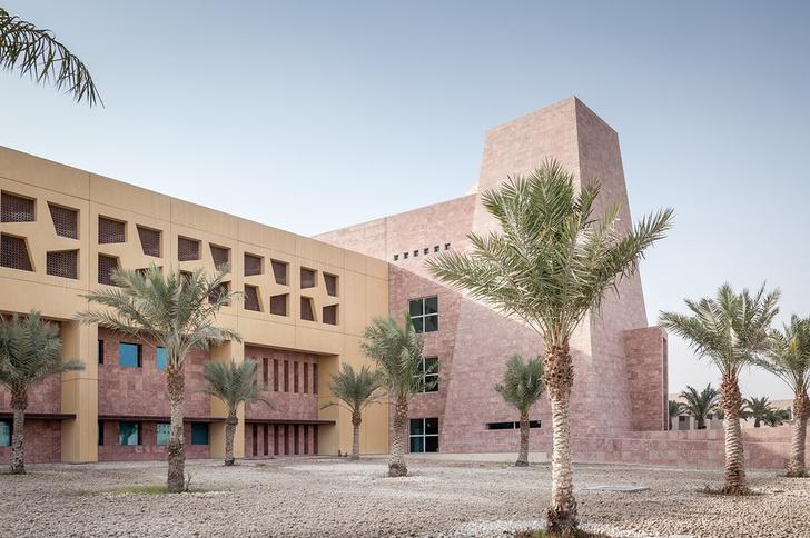 Колледж в Дохе (фото 2)
