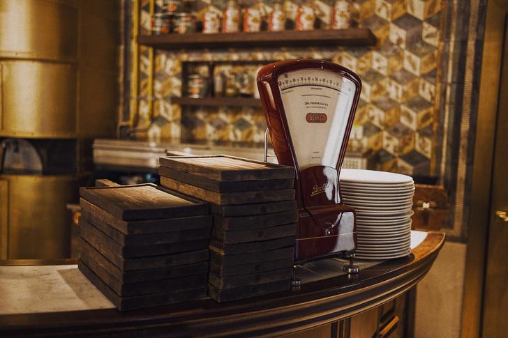 Топ 3: дизайнерские рестораны Уильяма Ламберти в Москве (фото 6)