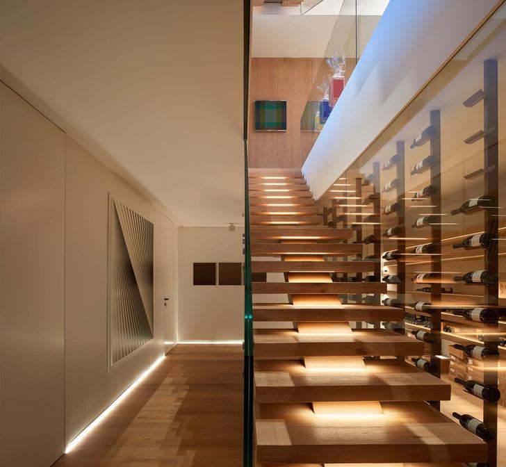 Чистый дзен: проект архитектора Рамона Эстеве в Мадриде (фото 18)