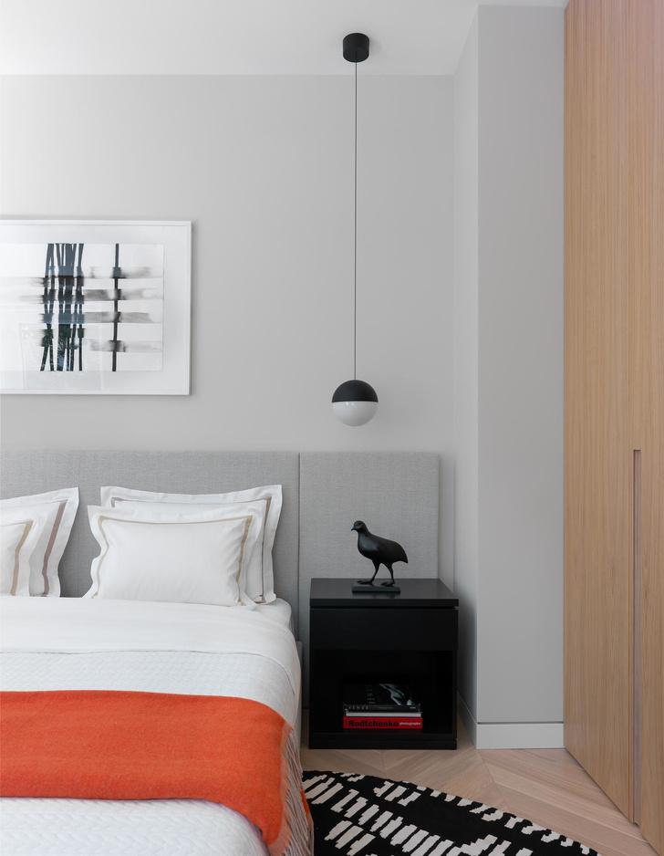 Форма цвета: квартира 90 м² на Патриарших прудах (фото 12)