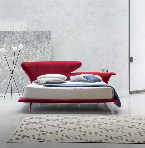 Сон в летнюю ночь! Топ-25 кроватей Миланского мебельного салона (фото 46)