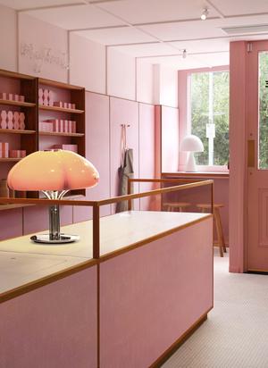 Розовая закусочная в Лондоне (фото 4.1)