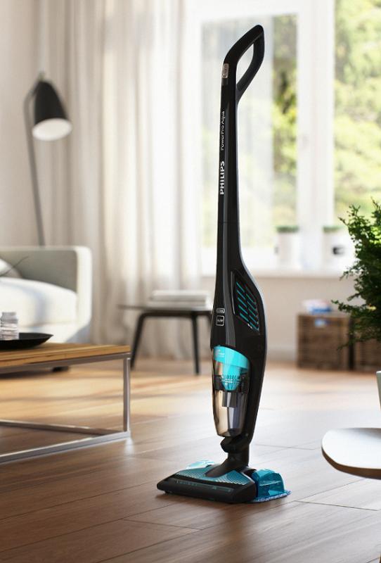 Новый пылесос Philips PowerPro Aqua