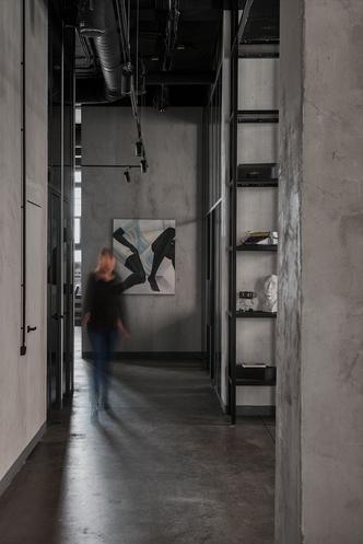 Современный офис креативного агентства на Трехгорке (фото 8.2)