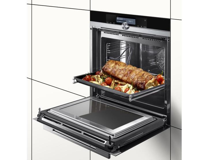Духовые шкафы Siemens iQ 700 — лаборатория кулинарного искусства