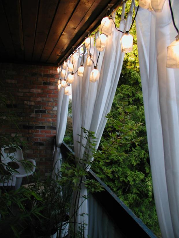 Лето в городе: 15 идей для уютного балкона (фото 34)