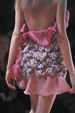 Показ Valentino коллекции сезона Весна-лето 2010 года Haute couture - www.elle.ru - Подиум - фото 139253