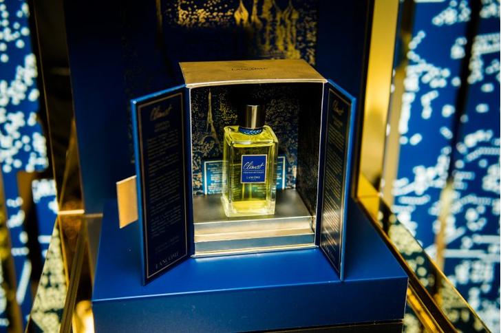Звезды на презентации аромата Climat от Lancôme