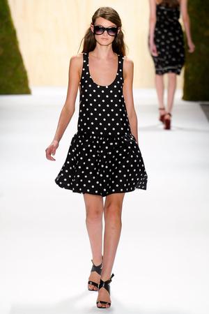 Показы мод Adam Весна-лето 2012 | Подиум на ELLE - Подиум - фото 2061