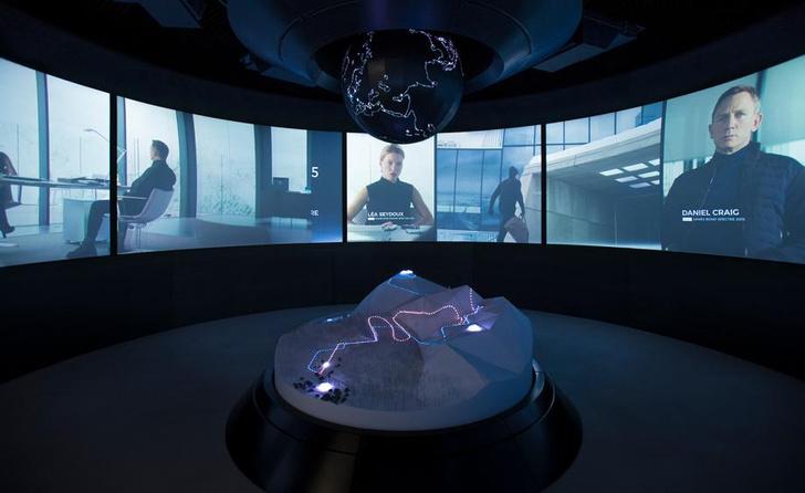 Агент 007: выставка Джеймса Бонда в Австрии (фото 8)