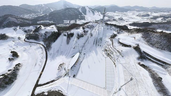 Пхёнчхан: олимпийская архитектура (фото 4)