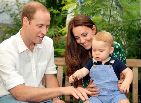 История любви Кейт Миддлтон и принца Уильяма в фотографиях | галерея [4] фото [9]