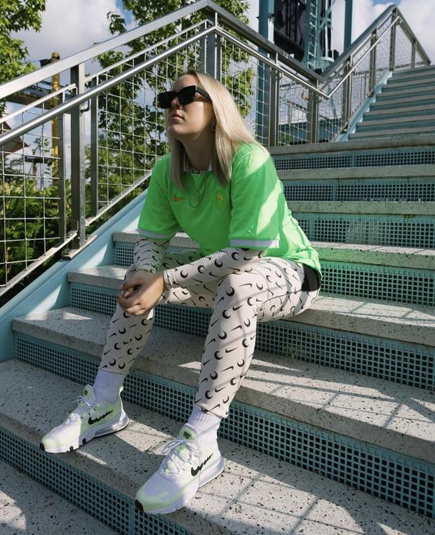 В оттенке надежды: кроссовки, которые создала для Nike американский психиатр (фото 1)